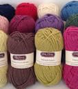 the wool range