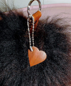 Lily Warne Original Pom Pom in brown