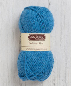 Bellever Blue Wool