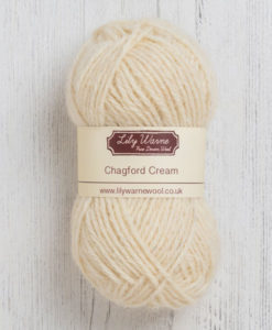 Chagford Cream Wool