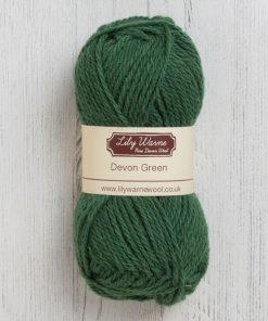Devon Green Wool