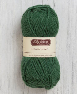 Devon Green Wool