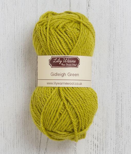 Gidleigh Green Wool