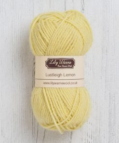 Lustleigh Lemon Wool