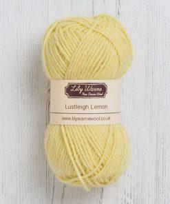 Lustleigh Lemon Wool