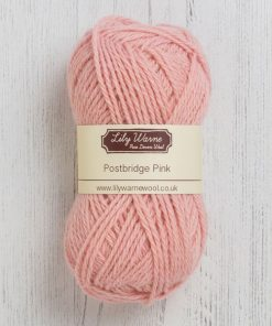 Postbridge Pink Wool