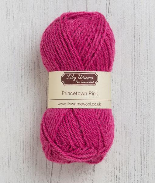 Princetown Pink Wool