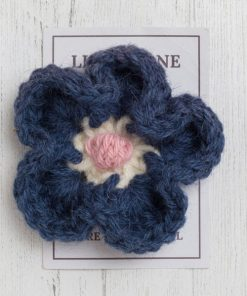 jack brooch in bovey blue