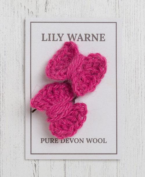 Darling Bow Princetown Pink