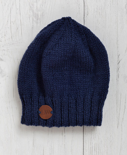 Bovey Blue Beenie