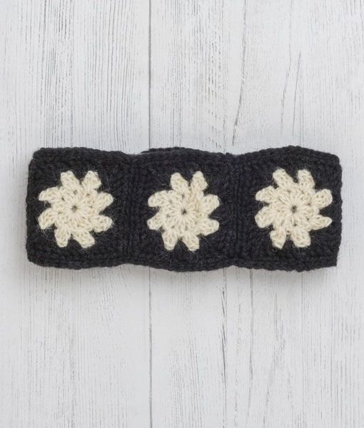 Festive Headband – Black