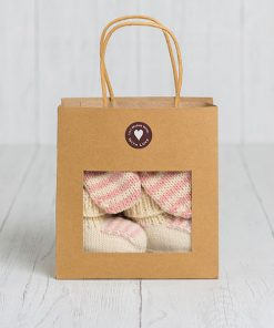 Little Lambs Gift Set - Postbridge Pink