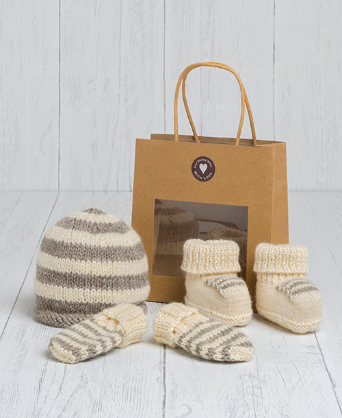 Little Lambs Gift Set - Chagford Cream