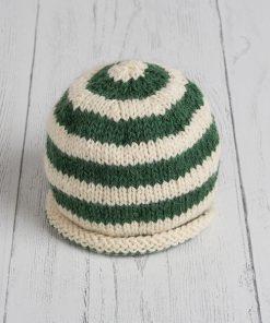 Lily Lamb Baby Hats Green
