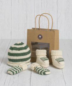 Little Lambs Gift Set - Devon Green