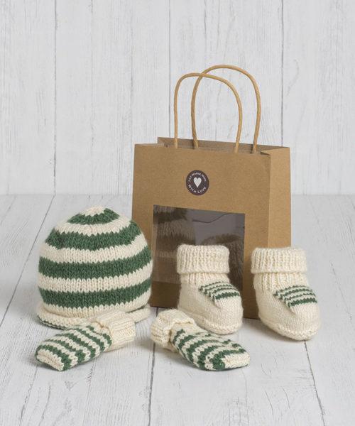 Little Lambs Gift Set – Devon Green