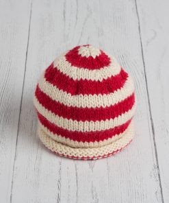 Lily Lamb Baby Hats Scarlet