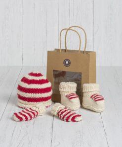 Little Lambs Gift Set - Sandypark Scarlet
