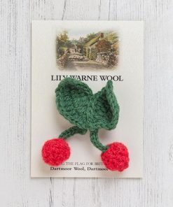 Life is a Bowl of Cherries Brooch