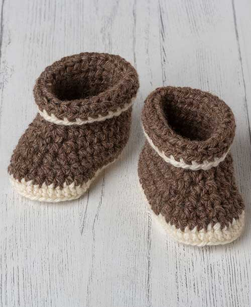 Lily Lamb Shepherds Booties