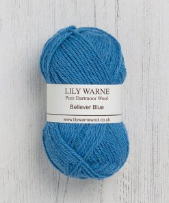 Bellever Blue Wool