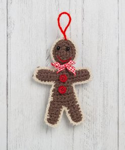 Gingerbread Man Decoration
