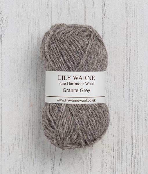Granite Grey Wool
