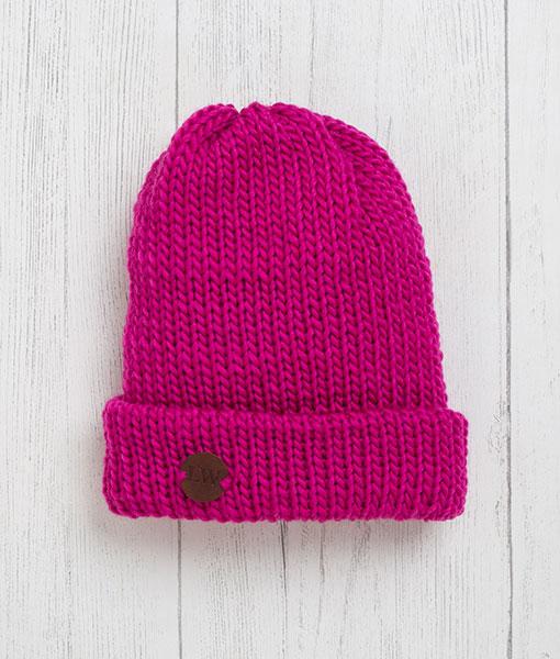 Shepherd Hat Foxglove Pink
